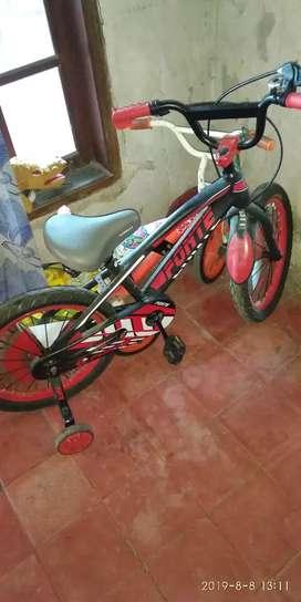 Sepeda baru 2,5 bulan