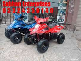 Self Start Automatic Atv Quad 4 Wheel Bikes Online Deliver In All Pak