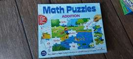 Game educational mind game5 in one game,cricket game, maths puzzle