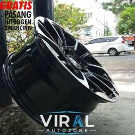 Velg Racing Ring 18 Harga Termurah Cocok Untuk Mobil Triton Hilux DLL