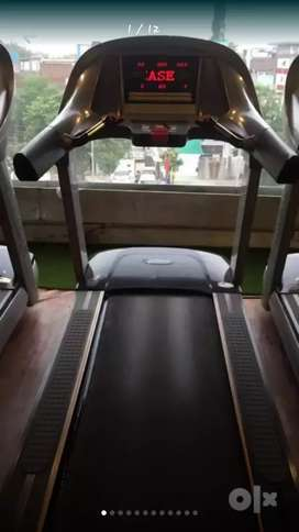gym cardio old and new...