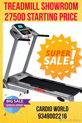 All Fitness equipment showroom st Ernakulam and