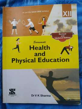 New Physical Education book (12th)