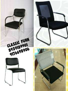 brand new elegant look visitor chair