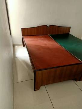 6ft x 3ft bed - 2 no.
