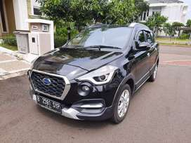 Datsun Cross Cvt AT Matic 2018 km16rb ANTIK Mulus seperti baru