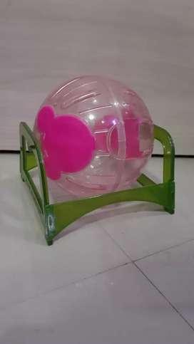 Bola jogging hamster