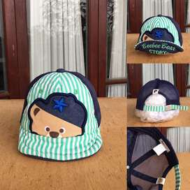 Topi beruang anak