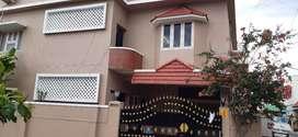 1600 sq ft individual fully furnished house @ 23k in neelankarai