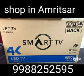 New 50 inches android led with 1 year warranty