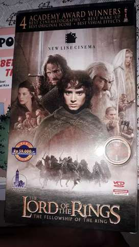 Vcd film original the lord of the rings