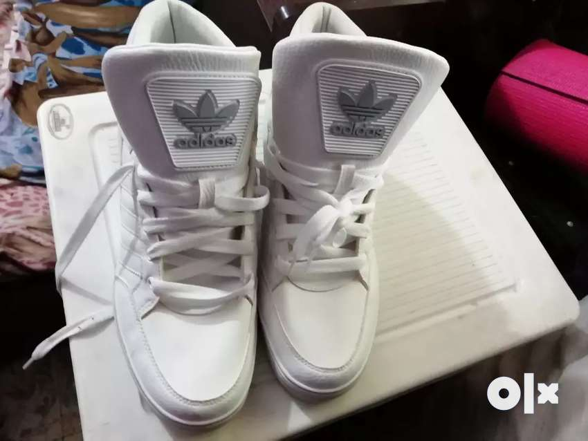 Adidas White Sport Shoes 0
