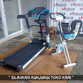 Alat Fitness Treadmill Electrik MG/677 - Kunjungi Toko Kami