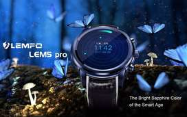 LEMFO LEM5 Pro Smart Watch Android 3G, 2GB /16GB With GPS and WiFi