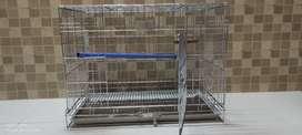 Steelness Steel Cage