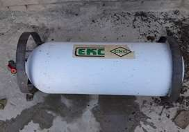 cng kit salander 6kg and stand for all cars