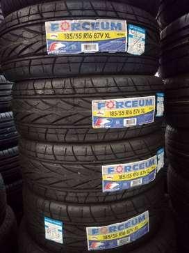 Jual ban forceum 185/55 R16 murah ditoko horizon