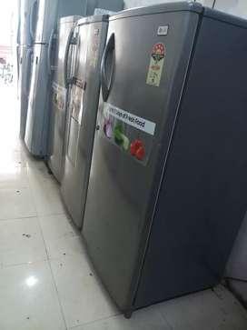 Excellent warranty on refrigerator single door