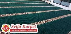 Jual karpet masjid terbaru harga terjangkau