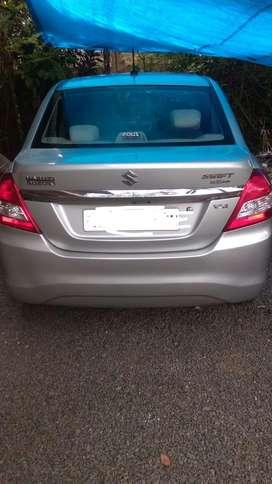 Maruti Suzuki Swift Dzire VXI, 2016, Petrol