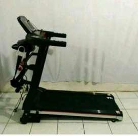 Treadmill elektrik new tl 607 - peralatan olah raga Tiga fungsi