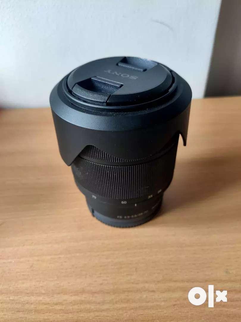 Sony FE 3.5-5.6 28-70mm Lens Full Frame 0