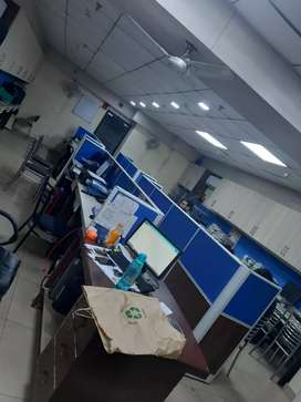 Fully furnished office space ferozgandhi market