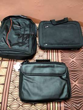 Laptop bags, backpack bags,suitcases