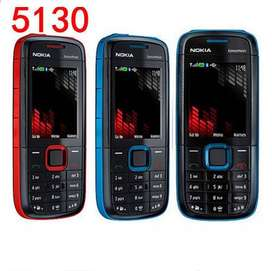 Nokia 5130 Express Music PTA approved New Box Pack