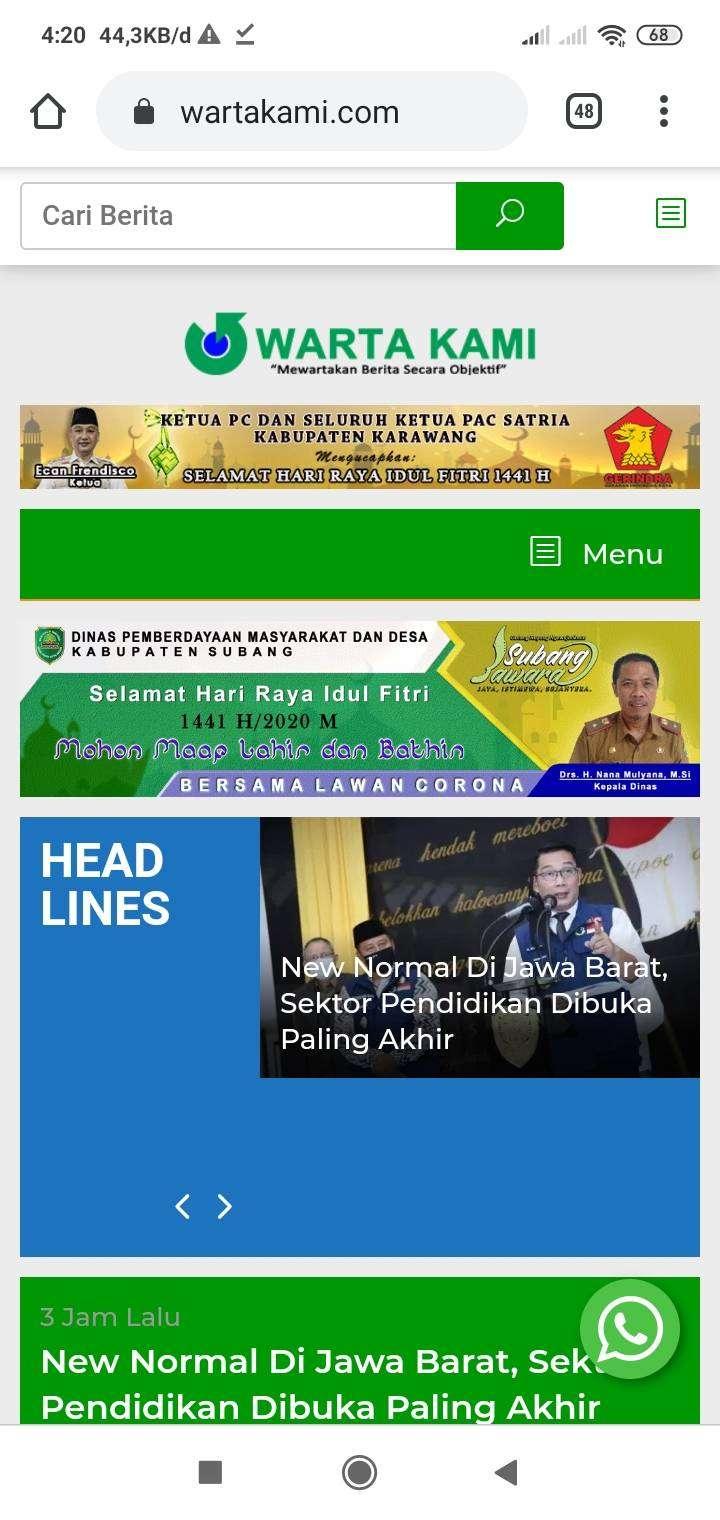 Berita Jawa Barat Terbaru 0