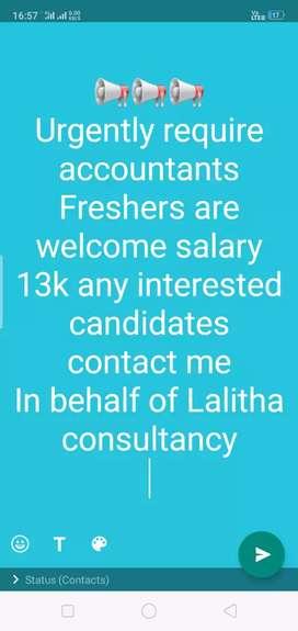 Guaranteed Accountant jobs.