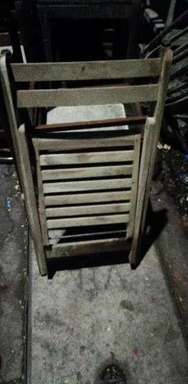 Teakwood folding chair nana furniture