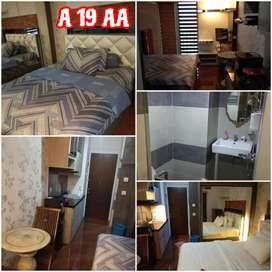 Sewa harian apartemen mutiara bekasi 2br studio eklusif mewah
