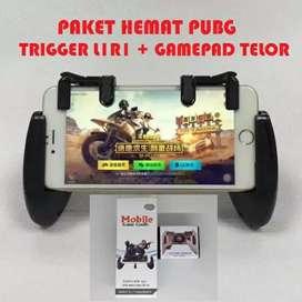 Paket hemat game series pubg bonus pad