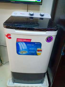 Washing machine hasil Karen asan installment per