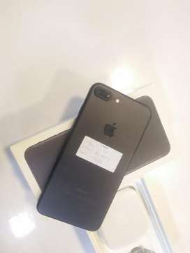 IPHONE 7+32GB WITHOUT USED BRAND NEW£**