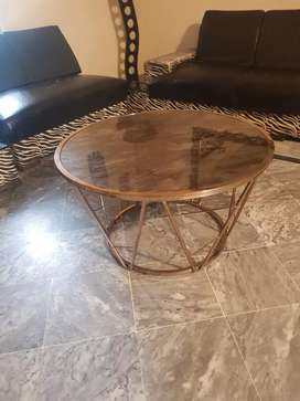 Ornela Round Coffee Table / Center Table , imported from Tiawan