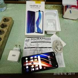 Realme X 4gb 128gb blue