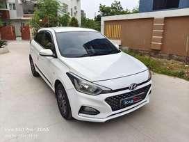 Hyundai i20 Petrol CVT Asta, 2018, Petrol