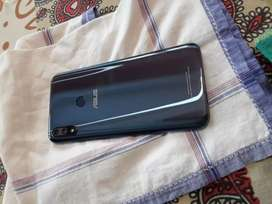 Asus max pro m2 Best phone clean condition orignal with box piece