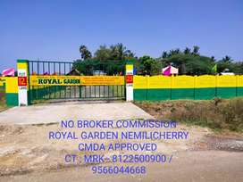 Direct Owner Property Nemilicherry Cmda Plots