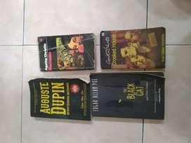 Novel Misteri (Edgar Allan poe dan Agatha Cristie)
