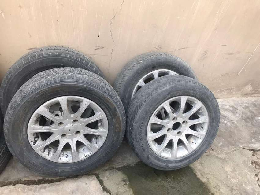 14size rim tyre availabel urgent sale