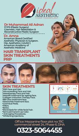 Ideal Aesthetic & Hair Transplant Surgery Clinic