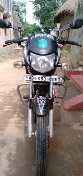 HF deluxe 100 cc