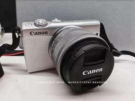 Kredit kamera Canon m1.00 Mudah & Cepat Dp cuma 720rb