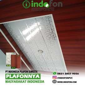 STOK GUDANG PLAFON PVC