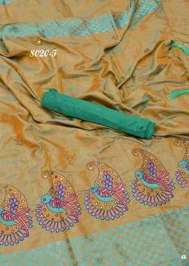 Sarees & churidar material