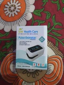 Oximeter cum pulse meter @1500 fixed price