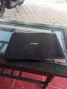 Dijual laptop Asus A455l core i7